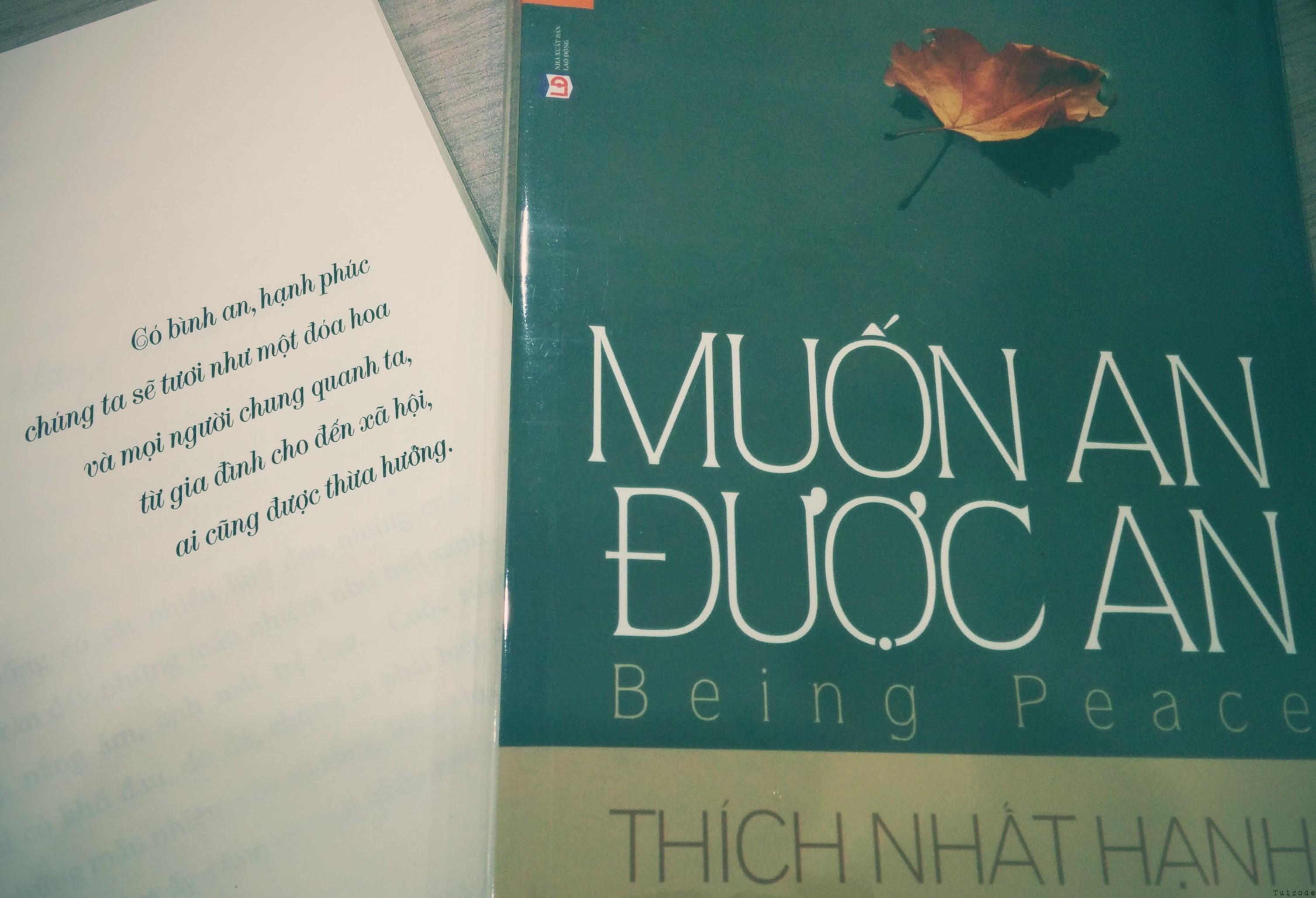 tang sach muon an duoc an - thien su thich nhat hanh