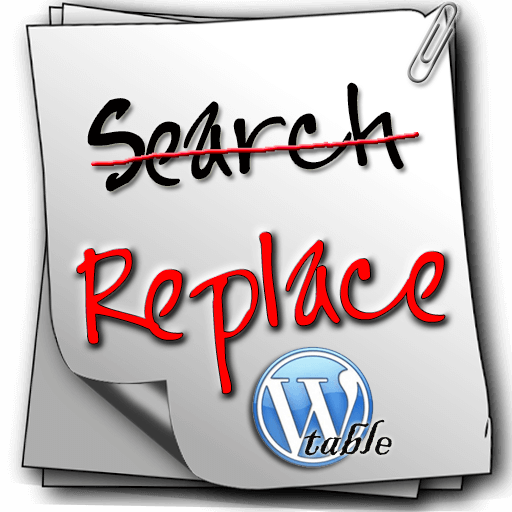 search_and_replace_wordpress_database