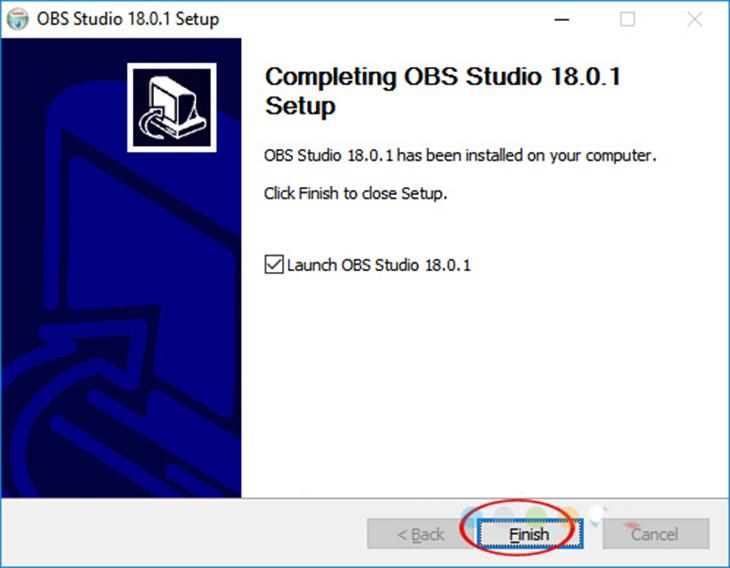 Hướng dẫn tải và sử dụng OBS để live stream - bước 5